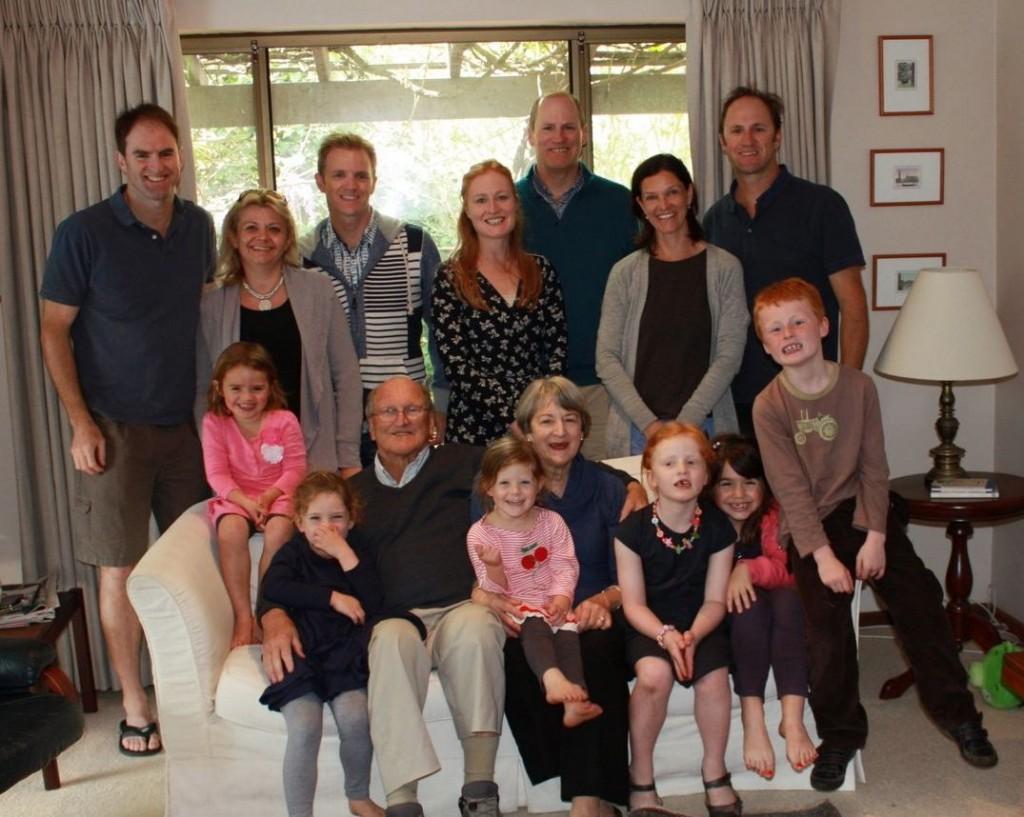 Family photo Sep 2012